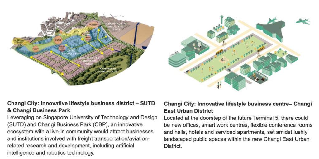 Pasir Ris 8 - Changi URA Master Plan 2