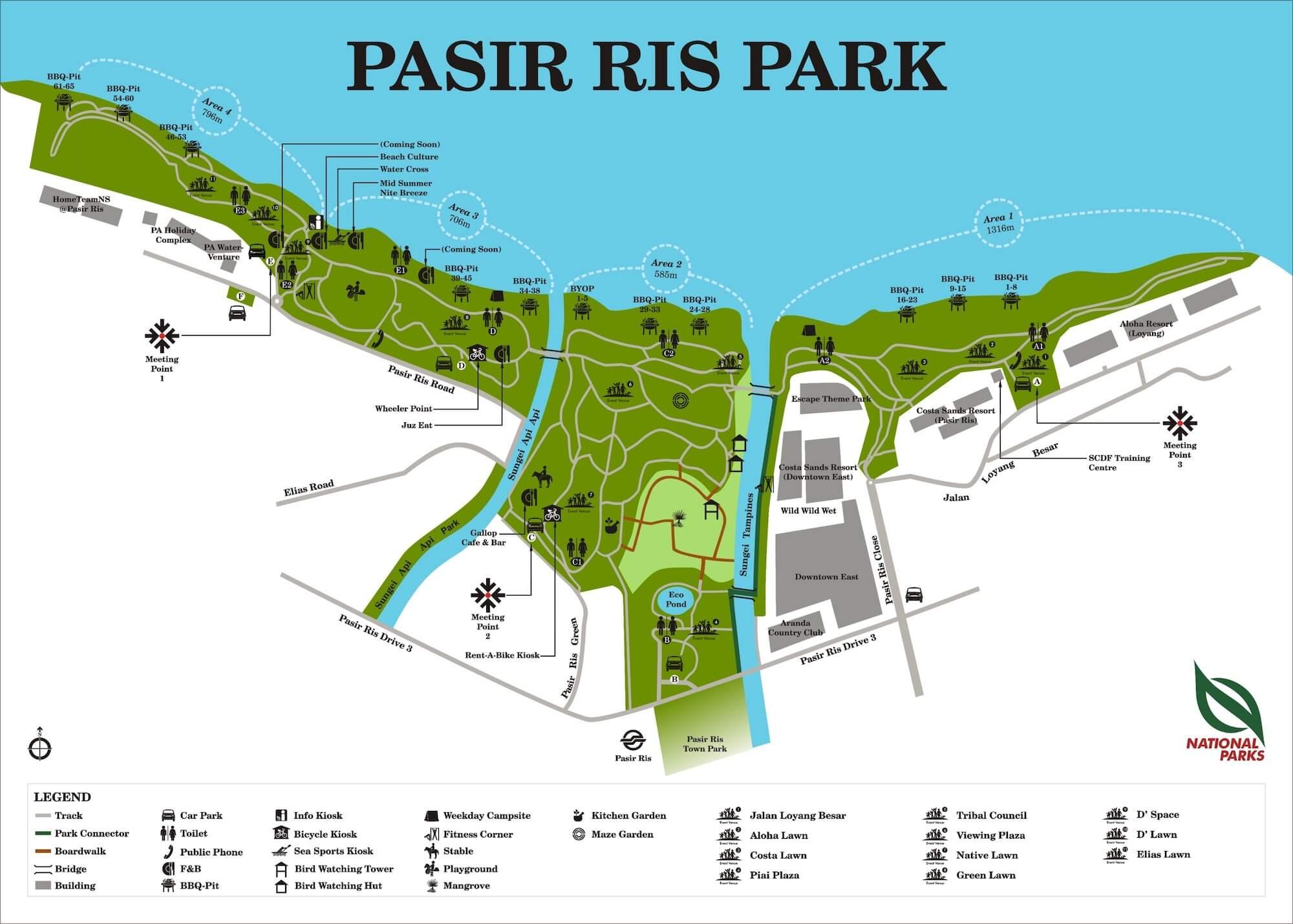 Pasir Ris 8 - Pasir Ris Park